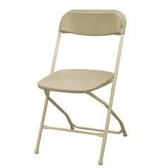 Neutral Folding Chair