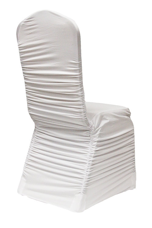 Ruched Spandex Chair Cover