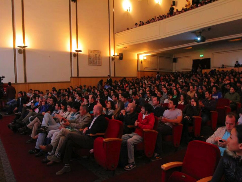 RASU FEST 2013 , Chile.
