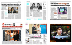 Notas en la prensa