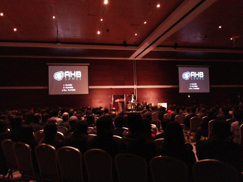ENEI 2013, Chile.