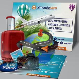 Tarjetas de realidad Aumentada - Almundo.com
