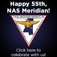 NAS Meridian 55th Celebration