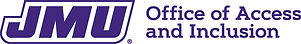 JMU-Office of Access and Inclusion-horiz