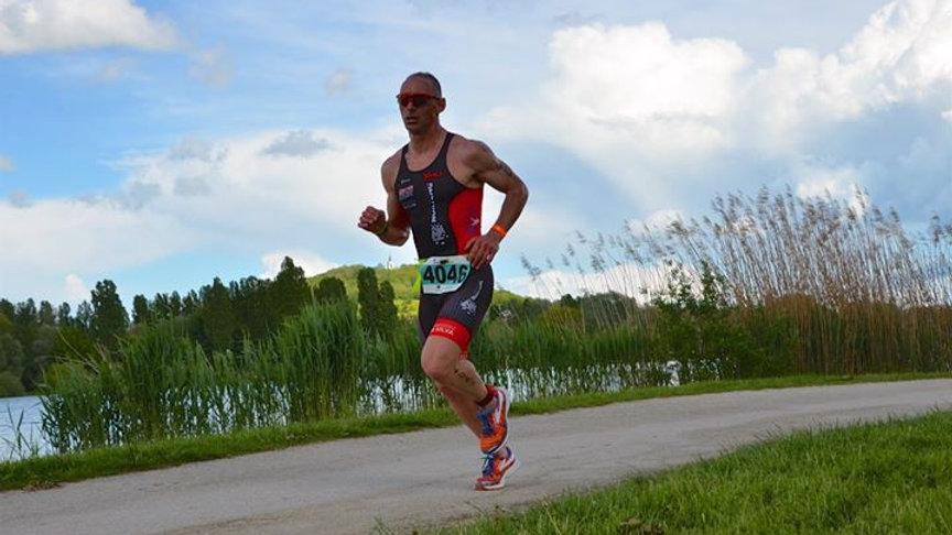 Trisuit triathlon - Taille S