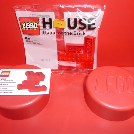 LEGO® House — Groundfloor