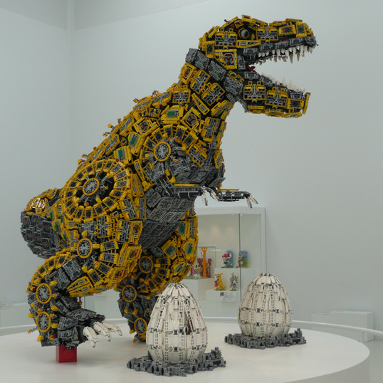 LEGO® House — The Masterpiece Gallery