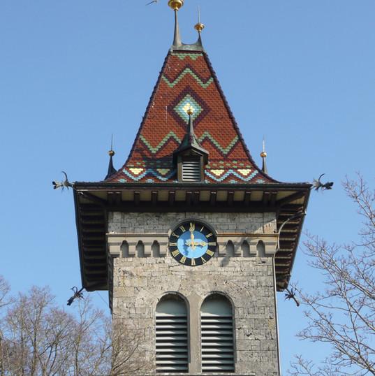 Kirche Oberhofen