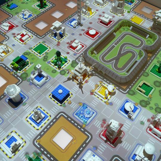 LEGO® House — Blue Zone