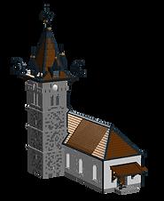 LEGO Kirche Oberhofen