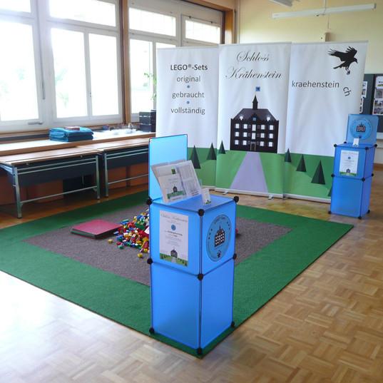 Messestand Primarschule Bottighofen