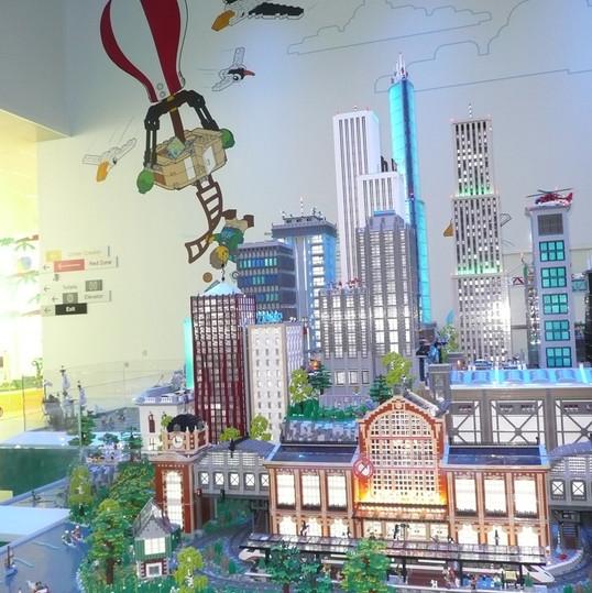 LEGO® House — Green Zone