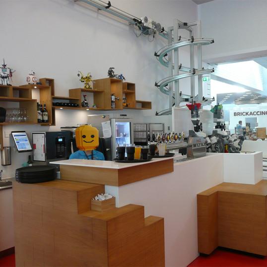 LEGO® House — The Restaurant Mini Chef