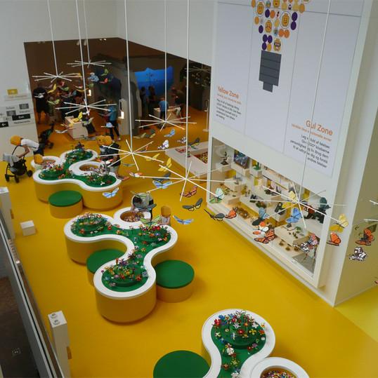 LEGO® House — Yellow Zone