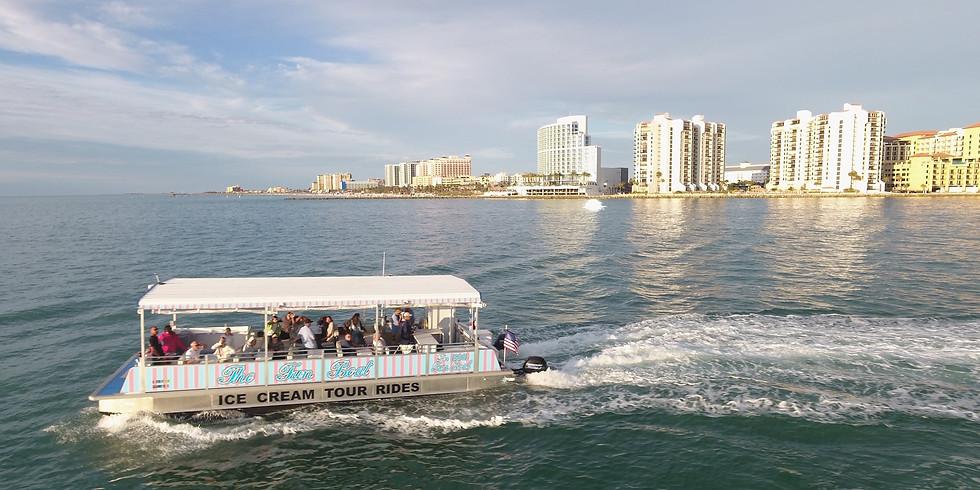 Clearwater Fun Boat Booze Cruise!