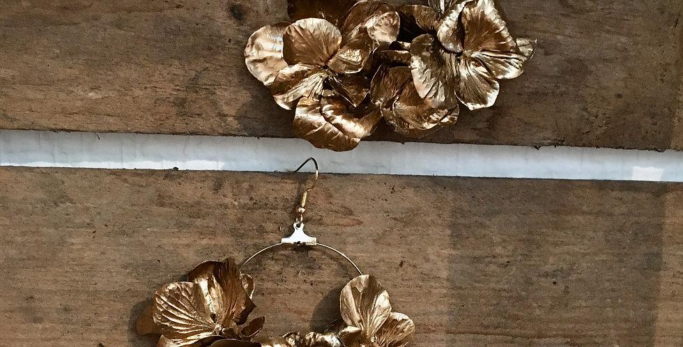 Créoles GOLD