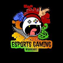 Esports Gaming Whangarei logo