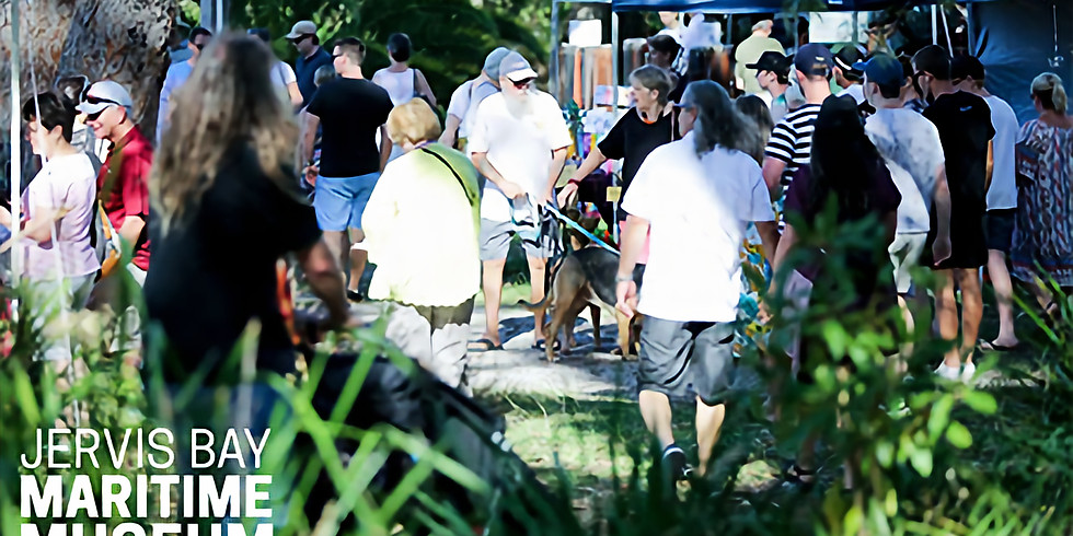 Jervis Bay Maritime Museum - Monthly Market