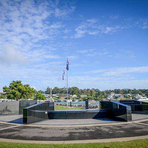 Voyager Park Memorial