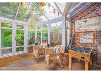 Conservatory at Meadow House