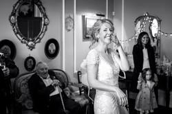Wedding reception Purton House