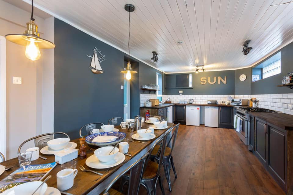 The 40ft kitchen