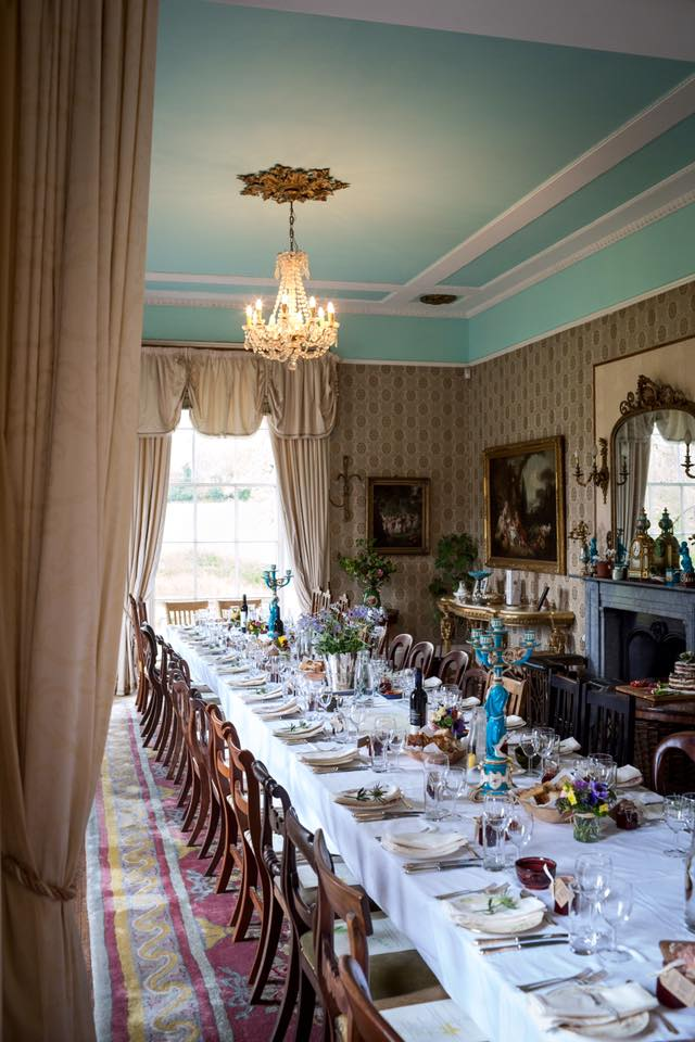 dining room set Purton House