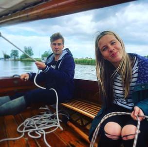 Hunters Yard Sailing