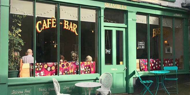 Shambles Cafe