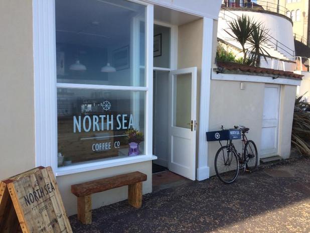 North Sea Coffee, Cromer