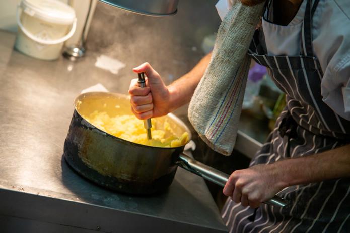 Chef at The Radnor