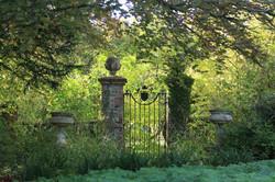 garden at Purton House