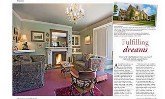 Article featuring our lauxury large norfolk beach houses
