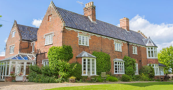 Meadow House Luxury Large Holiday House Norfolk Nor