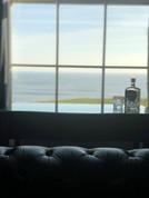 Drawing room sea views
