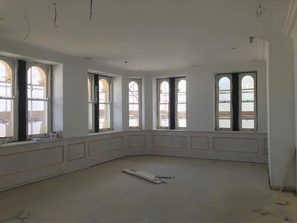 The Bank - Internal Construction Update
