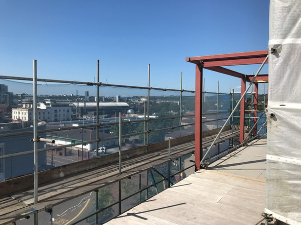 The Bank - Penthouse Progress Update