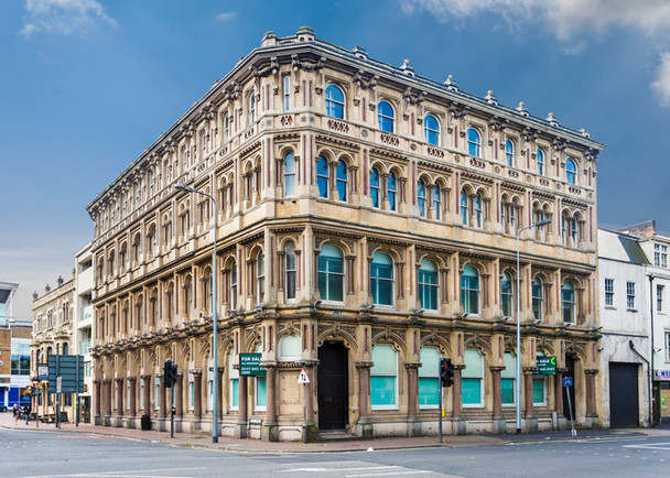 Former HSBC bank will be turned into beautifully bespoke apartments