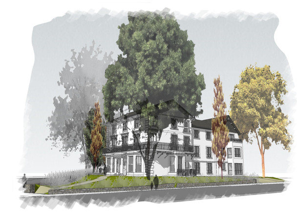 Suffolk House - Planning Permission Granted