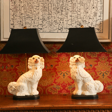 dog lamps