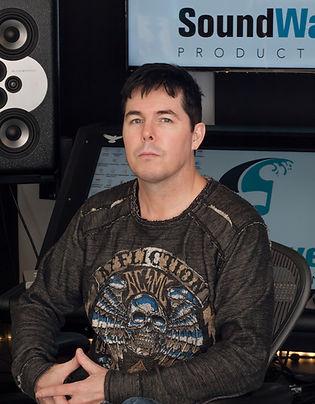 Musc Producer James Linton