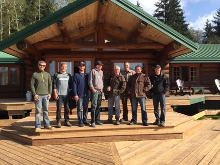 Project In Haida Gwaii