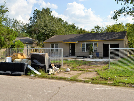 Selling Distressed Homes - Part 1