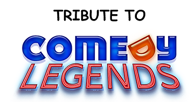 Tribute to Comedy Legends Logo.PNG