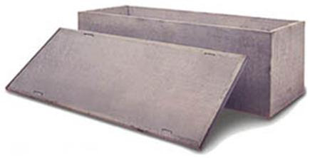 Rough Box - Concrete Graveliner