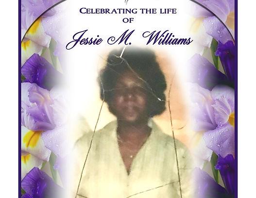 Jessie M Williams