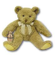 Keepsake Bear w/ keepsake urn