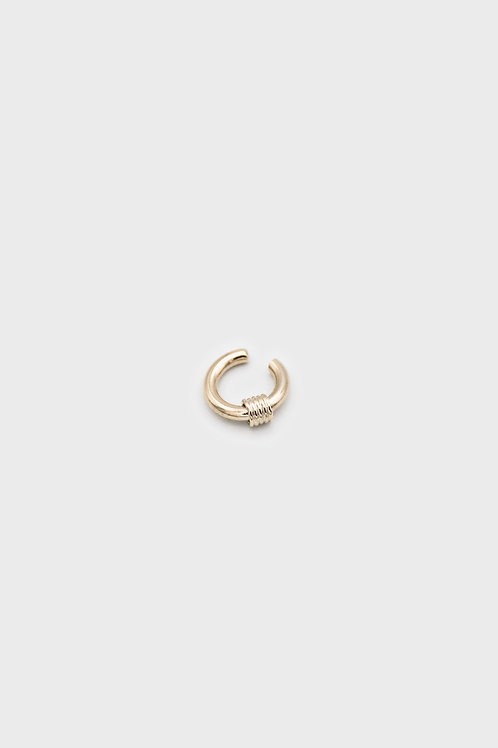 Carrie Gold Earcuff