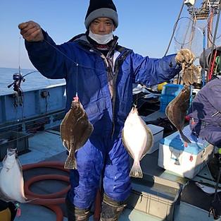浮きソウハチ釣り