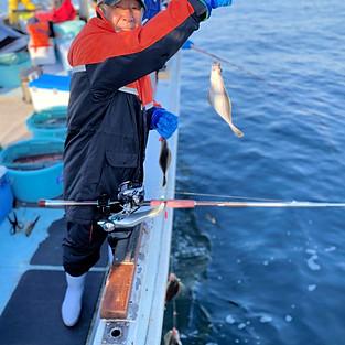 ソウハチ釣り